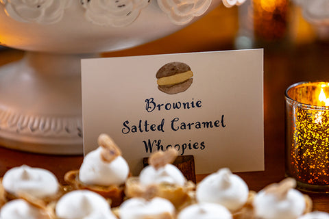small whoopie pie sign