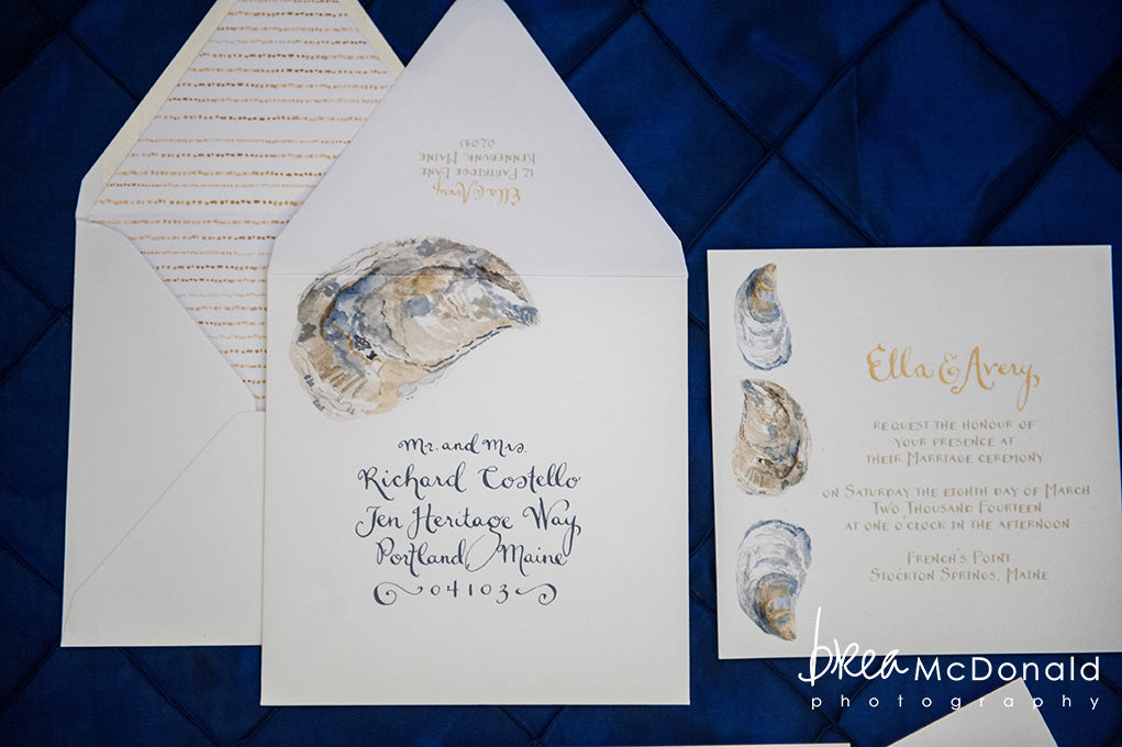 Wedding Etiquette Series Part 3: Why hire a calligrapher? – El\'s Cards