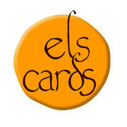 original El's Cards website logo