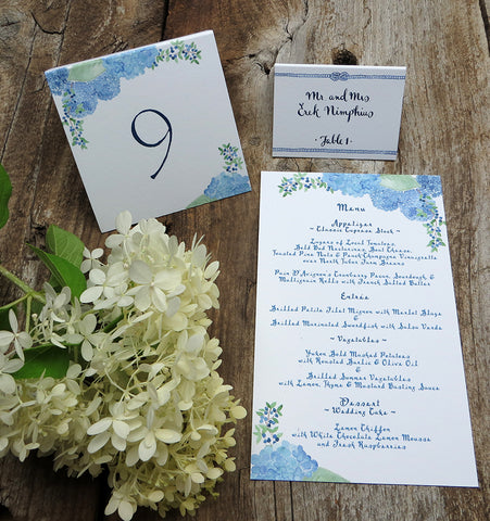 calligraphy wedding details