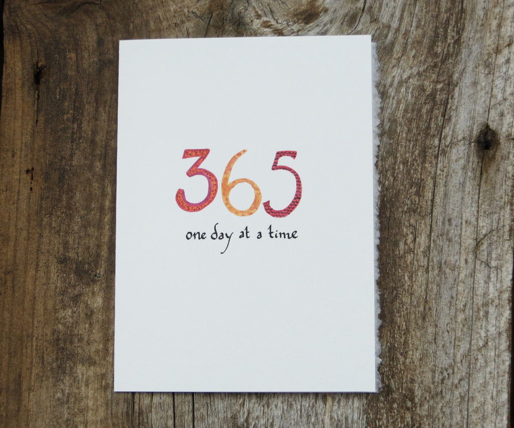 365 Recovery Card