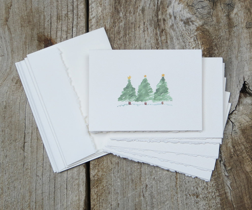 3 Trees Holiday Notes