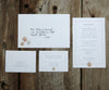 Scallop Shell Wedding Invitations
