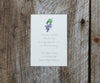 Fruit Wedding Invitation