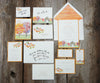 Rustic Barn Thank You Notes