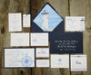 Maine Seaside Wedding Invitation