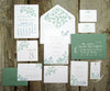 Eucalyptus Table Signs