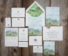 Salty Air Thank You Notes