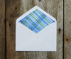 Plaid Envelope Liner