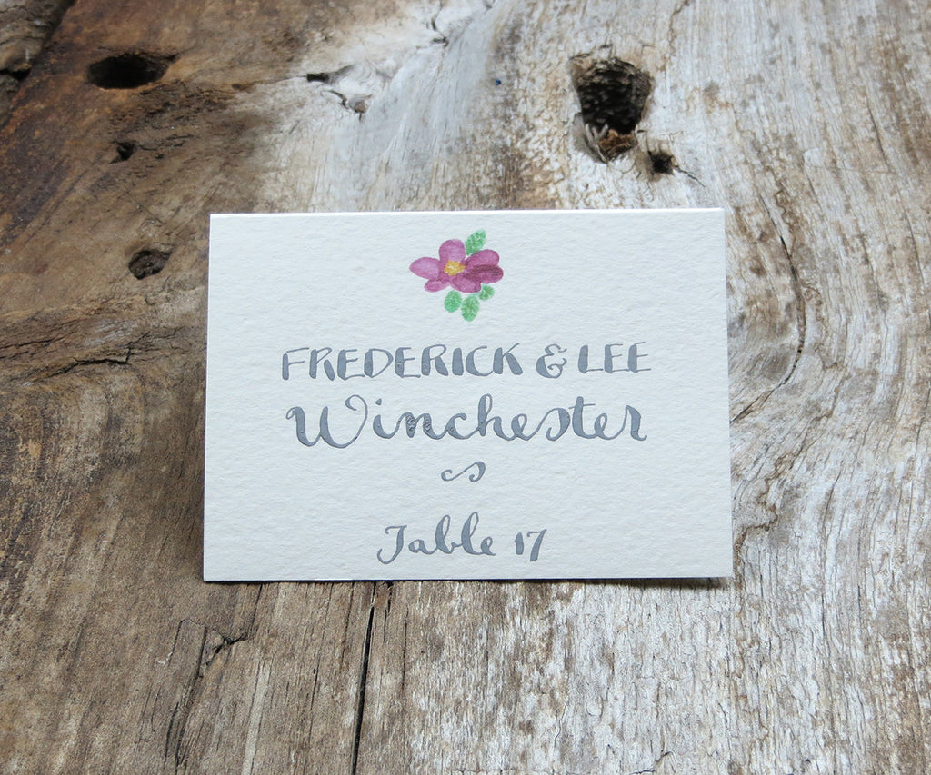 Salty Air Escort/Place Cards