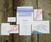 Seacoast Wedding Invitation