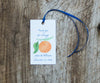 Oranges Favor Tags