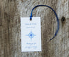 Compass Rose Favor Tags