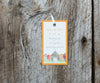 Autumn Barn Favor Tags