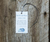 Mussel Shells Favor Tags