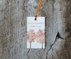 Autumn Trees Favor Tags