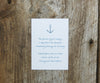 Sailboat Wedding Invitations