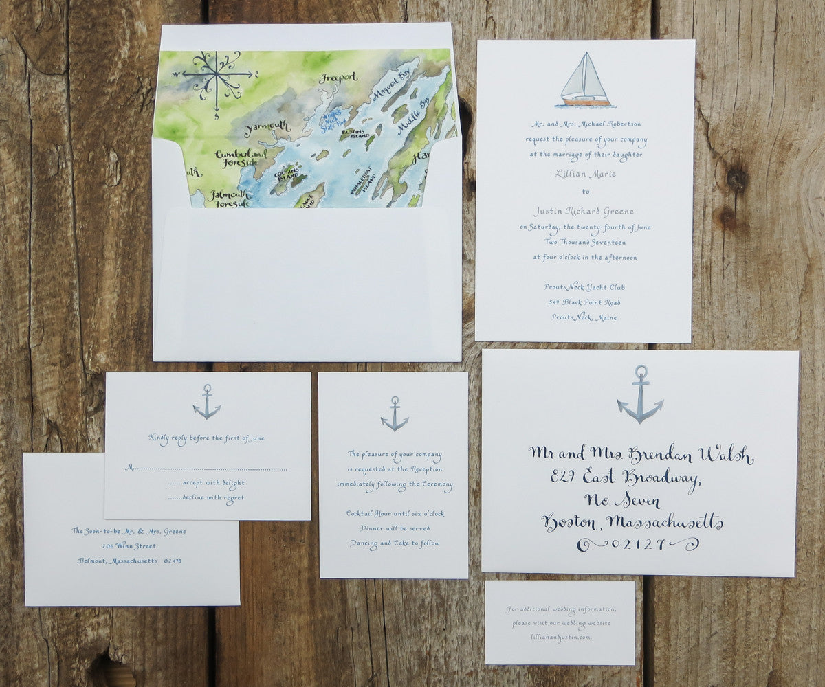 How to Order your Wedding Invitations – El\'s Cards