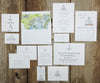 Summer Sailboat Escort/Place Card