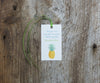 Tropical Melange Favor Tags