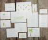 Tropical Melange Escort/Place Card
