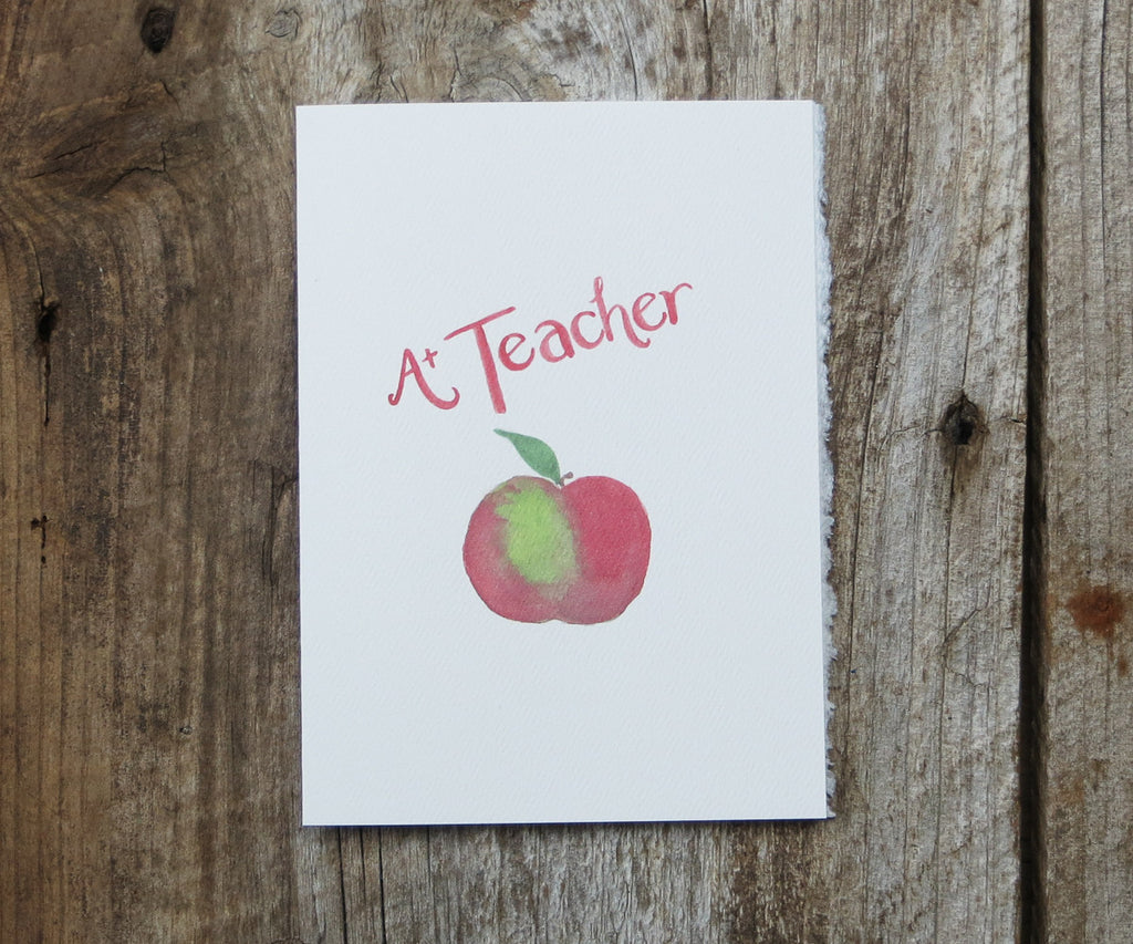Teacher Apple Card