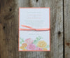 Roses Wedding Invitation