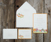 Autumn Barn Wedding Invitation