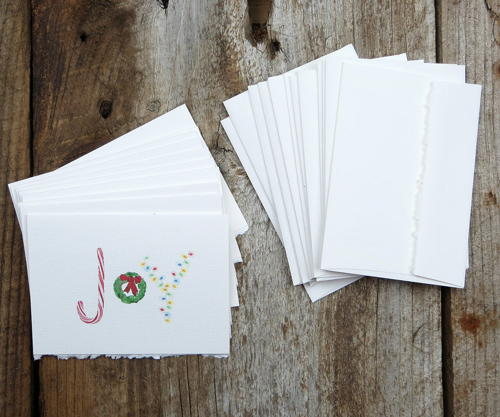JOY Holiday Notes
