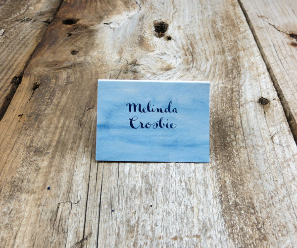 Lighthouse Escort/Place Card