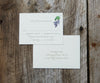 Grapes Wedding Invitation