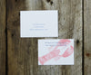 Lobster Wedding Invitation