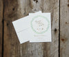 Antler Wreath Save the Date
