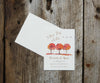 Save the Date card