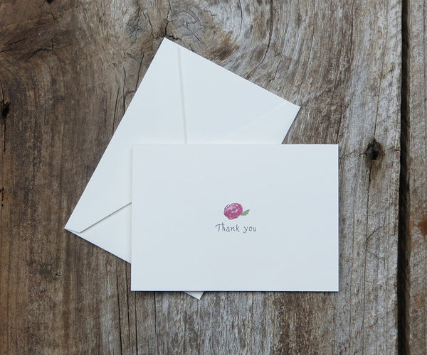 Carie Thank You Notes