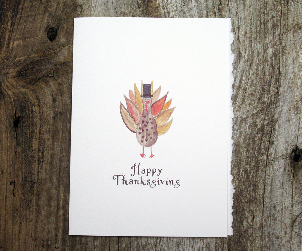 Turkey Card