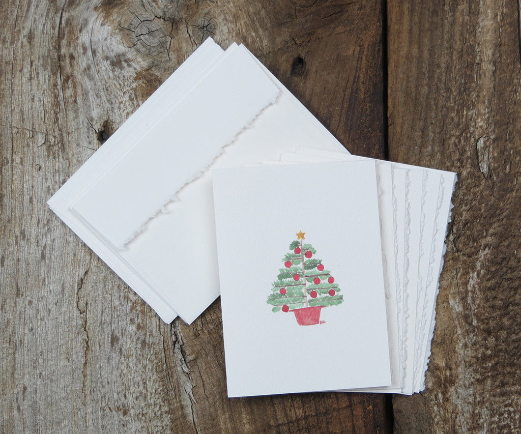 Charlie Tree Holiday Notes