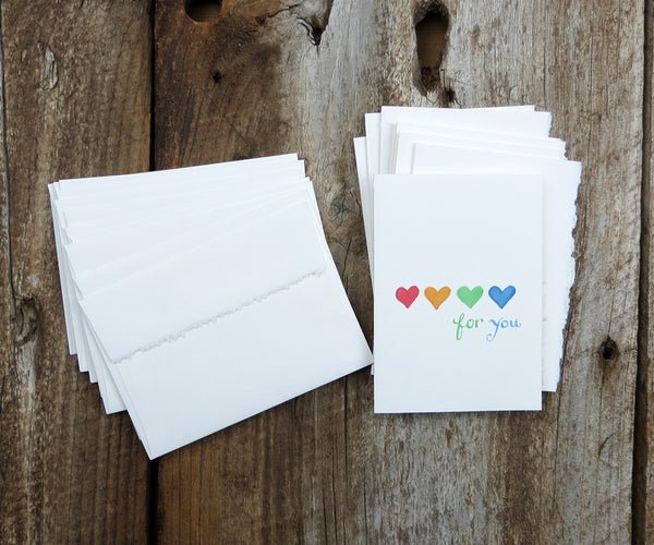 Crayola Hearts Valentine Notes