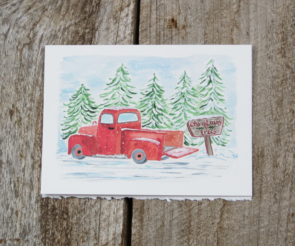 Farm Truck Holiday