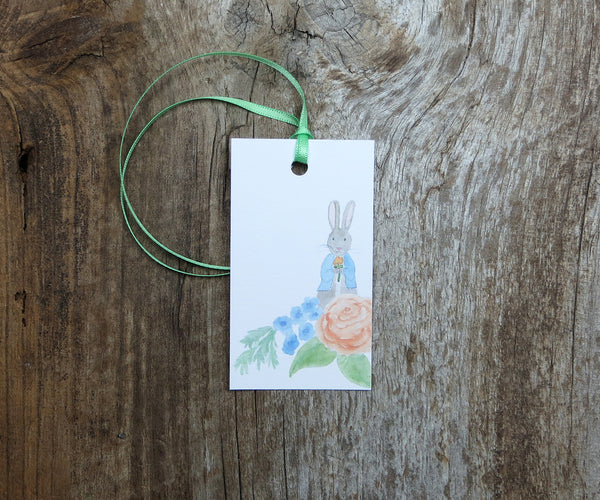 Peter Rabbit Gift Tags