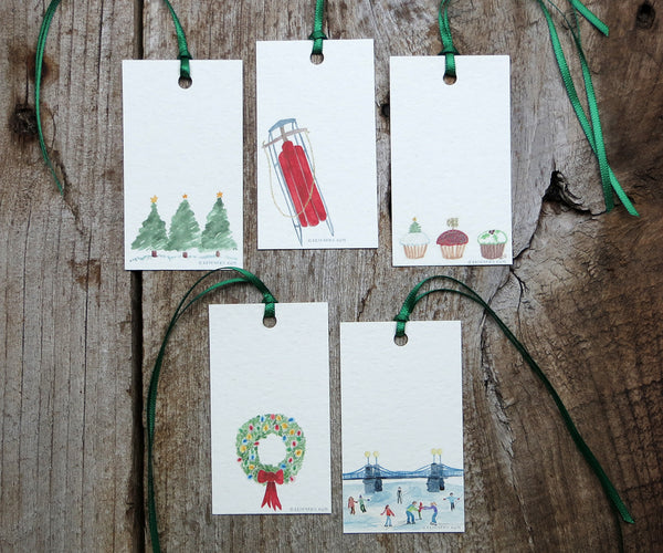 Fun Holiday Gift Tags