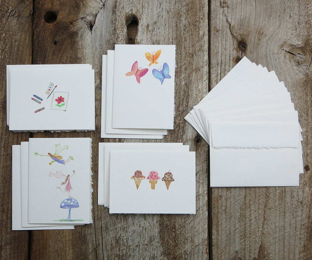 note cards for girls