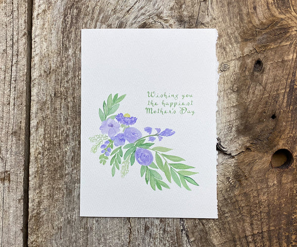 Happiest Day Mother's Day Card