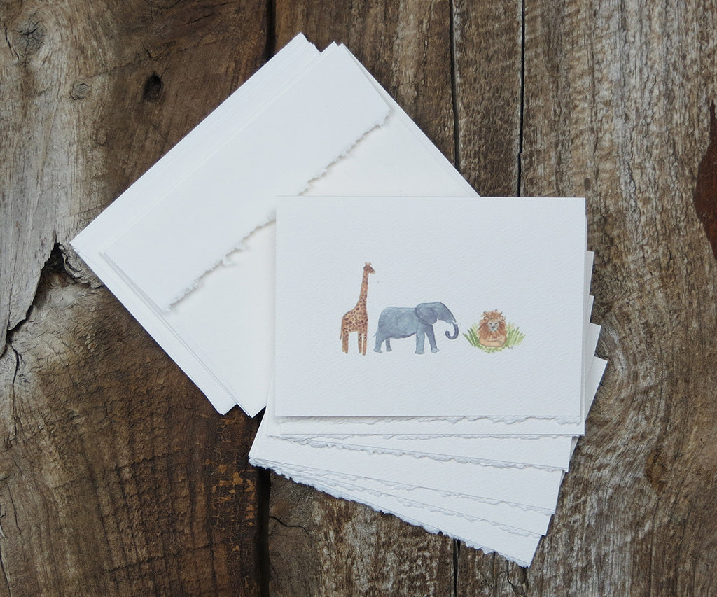 Jungle Animals Notes