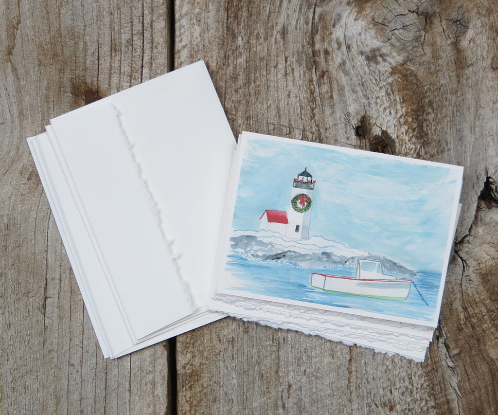 Lighthouse Holiday Notes