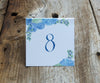 Martha's Vineyard Hydrangea Table Signs