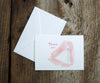 wedding dress thank you notes