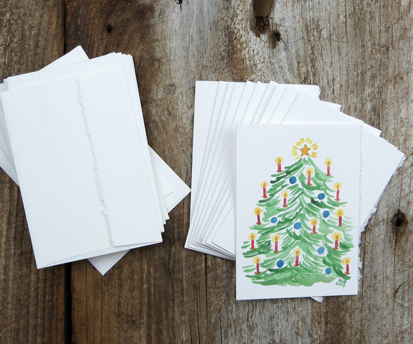 Christmas Tree Holiday Notes