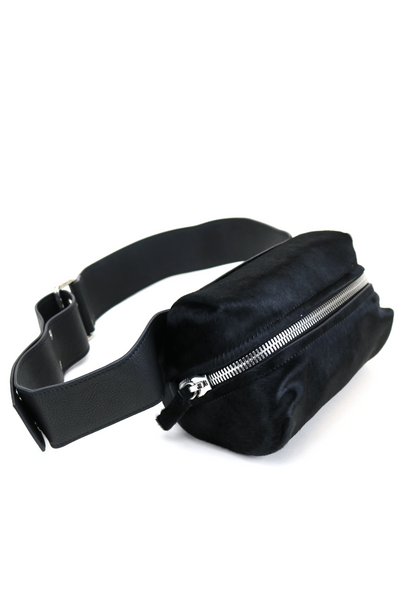 Pony Hair Belt Bag