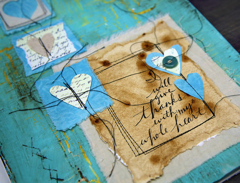 Introduction to Art Journaling online course